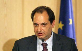 Ο πρώην αναπληρωτής υπουργός Υποδομών, Μεταφορών και Δικτύων Χρ. Σπίρτζης.