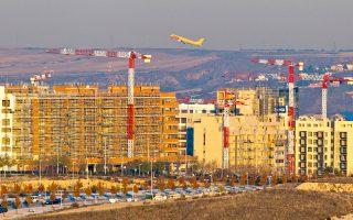 Η μεγαλύτερη άνοδος καταγράφεται σε Μαδρίτη (φωτ.), Καταλωνία, Βαλένθια και στα δημοφιλή τουριστικά νησιά, όπως οι Βαλεαρίδες και τα Κανάρια.