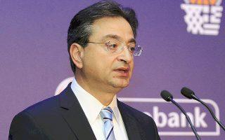 O διευθύνων σύμβουλος της Eurobank, Φωκίων Καραβίας, υπογράμμισε την πεποίθησή του για τη δυνατότητα αποτελεσματικής διαχείρισης των αποτελεσμάτων του stress test.