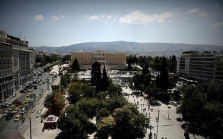 Σε σχέση με το οκτάμηνο του 2014 ο αριθμός τουριστών στην Αθήνα είναι αυξημένος κατά 25,3%.