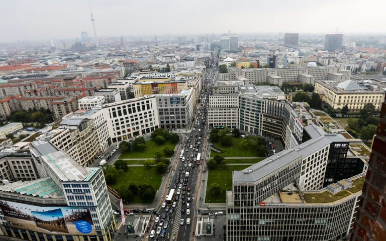 Ανάπτυξη 1,7% φέτος αναμένεται στη Γερμανία