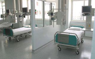 Οι πιο επείγουσες ανάγκες των νοσοκομείων αφορούν τη στελέχωση των χειρουργείων και των Μονάδων Εντατικής Θεραπείας.