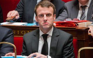 Ο Γάλλος υπουργός Οικονομικών.