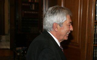 Ο πρόεδρος του ΤΧΣ Γιώργος Μιχελής.