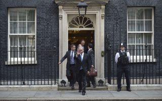 Με μεγάλη διαδήλωση υποστηρικτών του αγώνα των Παλαιστινίων και αντιδιαδήλωση οπαδών του Ισραήλ έγινε δεκτός την Τετάρτη στο Λονδίνο ο Ισραηλινός πρωθυπουργός Μπέντζαμιν Νετανιάχου, ο οποίος πραγματοποιεί επίσημη επίσκεψη στη βρετανική πρωτεύουσα.