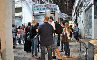 Στις διαδρομές του «Thessaloniki Walking Tours» δεν παίρνουν μέρος μόνο ξένοι επισκέπτες, αλλά και Ελληνες που θέλουν να γνωρίσουν καλύτερα την πόλη.