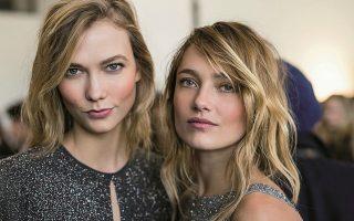 Pixelformula Michael KorsWomenswear Beauty BackstageWinter 2015 - 2016Ready To Wear New York City