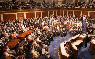 Η αμερικανική Βουλή υπερψήφισε με ψήφους 277 υπέρ και 151 κατά τη χρηματοδότηση της κυβέρνησης, κυρίως χάρη στους Δημοκρατικούς βουλευτές.