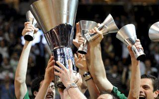 Ενα κλειστό κλαμπ συλλόγων θα διεκδικήσει και φέτος το τρόπαιο της Ευρωλίγκας, με τις δύο ελληνικές ομάδες να βρίσκονται ξανά στην πρώτη γραμμή.