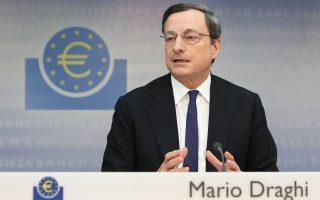«Ο Μάριο Ντράγκι θα επιμένει στο σενάριο του χαμηλού πληθωρισμού διότι είναι το κατάλληλο επιχείρημα για να πείσει τους κεντρικούς τραπεζίτες των κρατών-μελών για μια επέκταση των μέτρων ποσοτικής χαλάρωσης», εκτιμά ο κ. Ντόνοβαν.