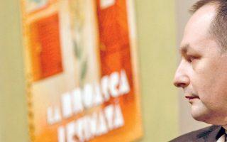 Τίποτα δεν θα είναι ίδιο από εδώ και πέρα για τον Εβγκένι Τσιροβίτσι και μάλιστα δύο χρόνια πριν εκδοθεί το πρώτο του μυθιστόρημα στα αγγλικά.