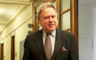 Ο υπουργός Εργασίας Γ. Κατρούγκαλος θα συναντηθεί με τον επίτροπο Οικονομικών Υποθέσεων Π. Μοσκοβισί που έρχεται την ερχόμενη εβδομάδα στην Ελλάδα.