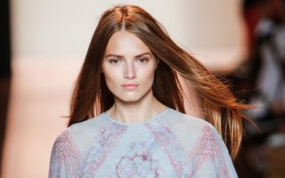 Pixelformula  BCBG by MaxAzria Womenswear  Summer 2015 Ready To Wear  New York