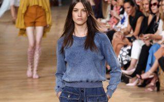Pixelformula  Chloe Womenswear  Summer 2015 Ready To Wear  Paris