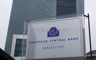 Οι χρηματιστηριακές αγορές αναμένουν με ενδιαφέρον κάποια ένδειξη από την ΕΚΤ για την πορεία του προγράμματος ποσοτικής χαλάρωσης.