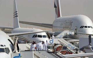 Η Etihad Airways των ΗΑΕ ξεκίνησε την εκτέλεση δρομολογίων στην Τεχεράνη σε ημερήσια βάση, ενώ η FlyDubai του Ντουμπάι προσέθεσε επτά νέα δρομολόγια στο Ιράν.