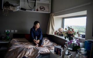 H μεγάλη ζήτηση στέγης από ξένους φοιτητές στη Βρετανία έχει εκτοξεύσει τα ενοίκια στις εστίες.
