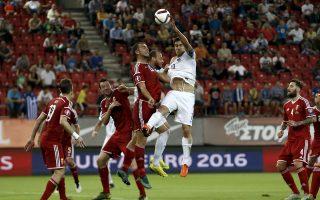 Η Εθνική ολοκλήρωσε με μία μόλις νίκη, την εφιαλτική πορεία της στην προκριματική φάση του Euro 2016.
