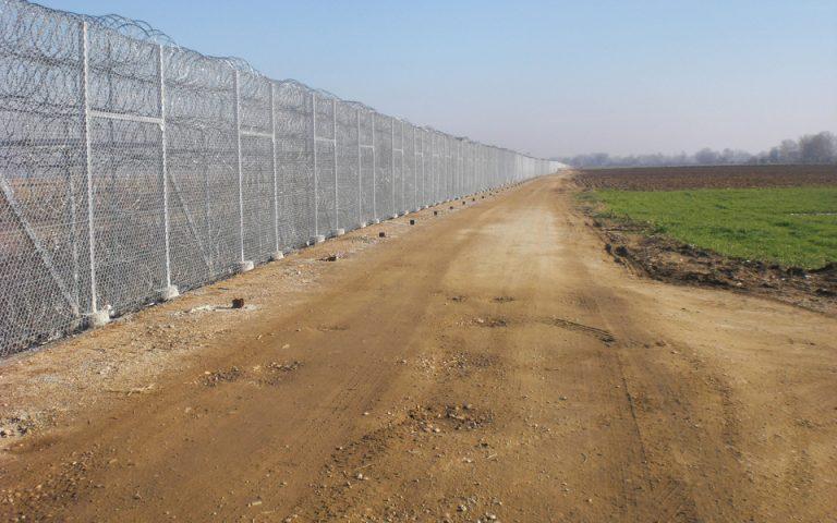 Τεστ και για τον φράχτη του Εβρου