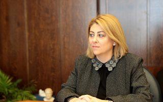 H παραίτηση της κ. Κατερίνας Σαββαΐδου ζητήθηκε μία ημέρα μετά την ποινική δίωξη που άσκησε η Εισαγγελία Πρωτοδικών εις βάρος της για παράβαση καθήκοντος σε βαθμό πλημμελήματος.
