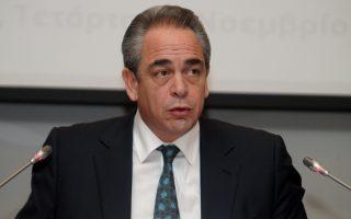 Ο πρόεδρος της Κεντρικής Ένωσης Επιμελητηρίων Ελλάδος, κ. Κωνσταντίνος Μίχαλος.