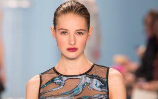 Pixelformula Carolina HerreraWomenswear Winter 2015 - 2016Ready To Wear New York