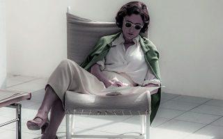 H ηθοποιός Orla Brady ως Eileen Gray, στην ταινία The Price of Desire, που προς το παρόν δεν έχει διανοµή στην Ελλάδα.
