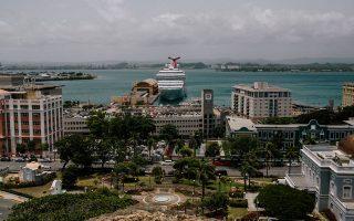 Η οικονομία του Πουέρτο Ρίκο βρίσκεται σε ύφεση από το 2006.