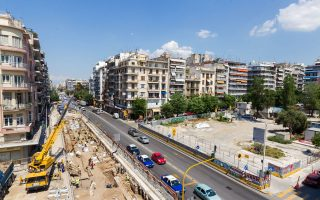 Το μετρό Θεσσαλονίκης είναι το μόνο έργο που κατ' εξαίρεση θα συνεχιστεί και σε τρίτο κοινοτικό πλαίσιο στήριξης.