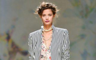 Pixelformula Nicole MillerWomenswear Summer 2014Ready To Wear New York