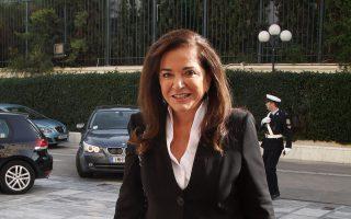 Διαύλους επικοινωνίας με τη βελγική και άλλες πρωτεύουσες έχει ανοίξει η κ. Ντόρα Μπακογιάννη.