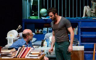 «Καγκουρώ» του Βασίλη Κατσικονούρη στη Νέα Σκηνή του Εθνικού Θεάτρου.