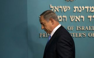Θύελλα αντιδράσεων προκάλεσαν οι δηλώσεις του Μπέντζαμιν Νετανιάχου, ο οποίος υποστήριξε πως η ιδέα του Ολοκαυτώματος ανήκει σε Παλαιστίνιο μουφτή.
