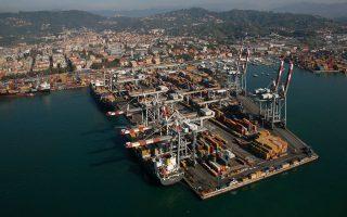 Ως πύλη του ασιατικού εμπορίου εμφανίζεται το λιμάνι της Λα Σπέτσια. Επιχειρεί να επωφεληθεί της κινεζικής πολιτικής για τους νέους δρόμους του μεταξιού.