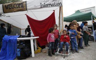 Πρόοδο στην καταγραφή των προσφύγων έχει σημειώσει η Ελλάδα, σύμφωνα με την Ε.Ε.