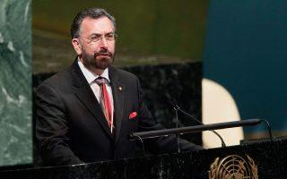 Ο ραββίνος David Rosen, απευθυνόμενος στον Οργανισμό Ηνωμένων Εθνών: «Υπάρχει έξαρση του αντισημιτισμού, όμως δεν πρέπει να το δούμε μεμονωμένα, αλλά μέσα στο πλέγμα άλλων φοβιών, όπως η ξενοφοβία».