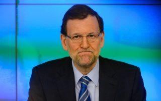 Ο Ισπανός πρωθυπουργός Μαριάνο Ραχόι είχε υποβάλει το προσχέδιο του προϋπολογισμού αρκετά νωρίτερα από την προθεσμία, ελπίζοντας να πάρει εύκολα το «πράσινο φως» από την Κομισιόν.