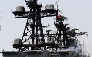 Οι συχνές διελεύσεις του ρωσικού στόλου στη Μεσόγειο προκαλούν ανησυχία σε ΗΠΑ και ΝΑΤΟ.