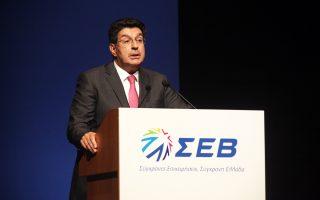 Ο πρόεδρος του ΣΕΒ Θεόδωρος Φέσσας ανέλαβε πρωτοβουλία για τη διάσωση της επένδυσης της Eldorado Gold στα Μεταλλεία Χαλκιδικής.
