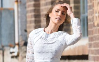 EXCLUSIVE: Photoshoot of Rachael Finch for Myer<P><noscript><img width=