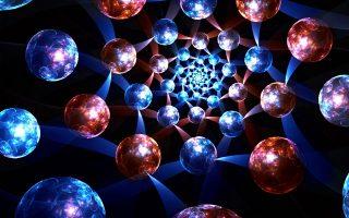 Στις θεωρίες των υπερχορδών και της υπερσυμμετρίας (όπου έχουμε συνολικά 11 διαστάσεις) υπάρχουν 10^500 παράλληλα σύμπαντα.