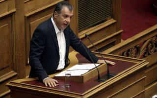 Κυβέρνηση 20 ατόμων και δραστική μείωση των αναπληρωτών υπουργών, μεταξύ των λύσεων που πρότεινε ο Στ. Θεοδωράκης.