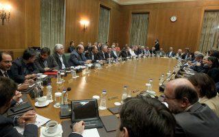 Ο κ. Τσίπρας ζήτησε «λιγότερα συνθήματα και πιο πολλή δουλειά». Κάποιοι υπουργοί δεν φαίνεται να υπάκουσαν...