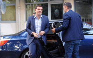 Ο Αλ. Τσίπρας, στη συνεδρίαση της Κεντρικής Επιτροπής του ΣΥΡΙΖΑ, αναμένεται να θέσει τις βάσεις για τη σταδιακή μετεξέλιξη του κόμματος.