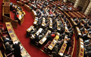 Το νέο νομοθετικό πλαίσιο για την ανακεφαλαιοποίηση των τραπεζών θα πρέπει να κατατεθεί στη Βουλή προς ψήφιση έως τα τέλη της ερχόμενης εβδομάδας.