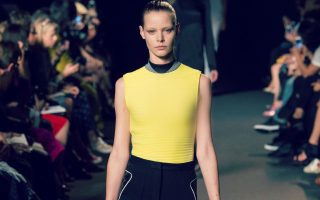 Pixelformula  Alexander Wang Womenswear  Summer 2015 Ready To Wear  New York