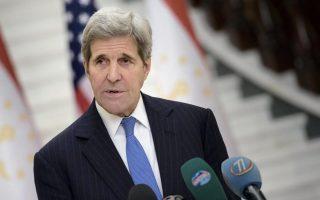 Η Σύνοδος της 14ης Νοεμβρίου στη Βιέννη δεν θα επιτρέψει στον Τζον Κέρι να μεταβεί στην Αθήνα.