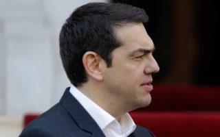 Στο «παρά πέντε» του Eurogroup, η κυβέρνηση επενδύει στη στήριξη που εκδηλώθηκε προς τον κ. Τσίπρα από τους ξένους επισκέπτες στην Αθήνα.