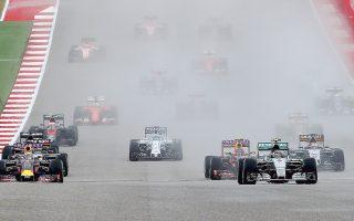Τα μονοθέσια της F1 είναι έτοιμα να πάρουν θέση για προτελευταία φορά στο φετινό πρωτάθλημα.