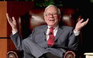 Ενας από τους μεγαλύτερους δωρητές το 2014 ήταν ο Αμερικανός μεγιστάνας Γουόρεν Μπάφετ, ο οποίος πρόσφερε 2,1 δισ. δολ.